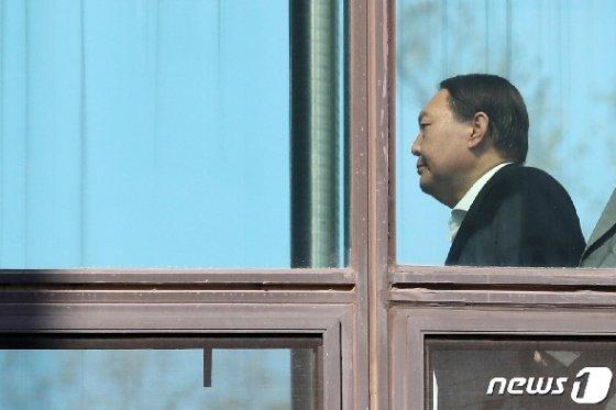 윤석열 검찰총장. 2019.10.15/뉴스1 © News1 이승배 기자
