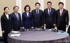 여야3당, 검찰개혁 법안 논의
