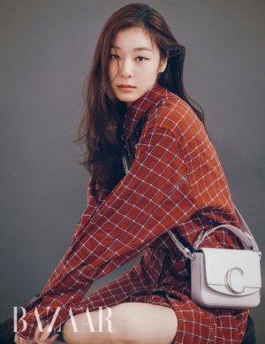 김연아, 패션지 인터뷰