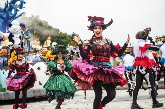 에버랜드가 오는 11월17일까지 남녀노소 즐길 수 있는 '핼러윈 축제'를 진행한다. /사진=에버랜드