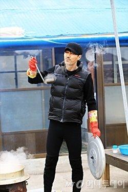 나영석 PD의 예능 '삼시세끼'에 출연한 배우 차승원./사진=머니투데이DB