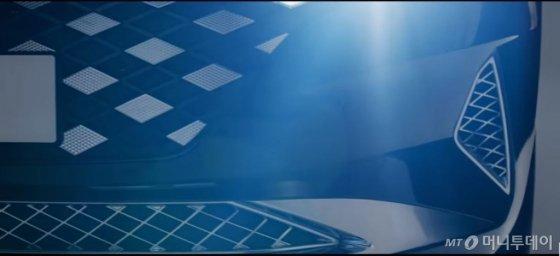 '더 뉴 그랜저' 티저영상 /사진=현대차 유투브