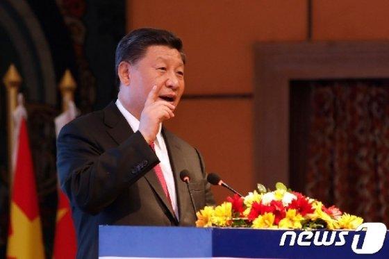 시진핑 중국 국가주석 AFP=뉴스1 © News1 자료 사진