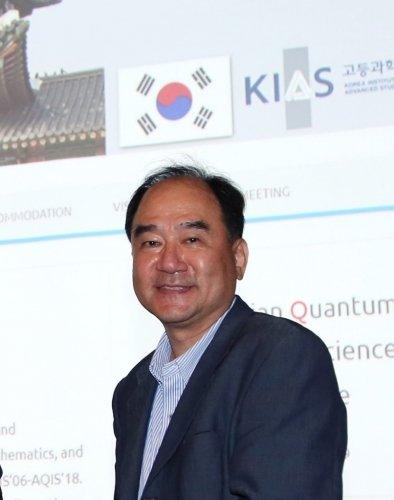 김재완 고등과학원 교수