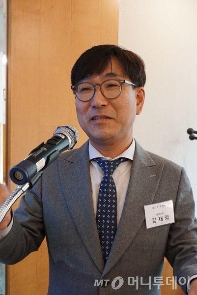 김재영 제테마 대표. /사진제공=제테마