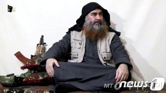 미군의 습격을 받고 숨진 이슬람국가(IS)의 전 지도자 아부 바크르 알 바그다디