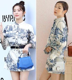 아이린 vs 김연아, 같은 옷 다른 느낌…