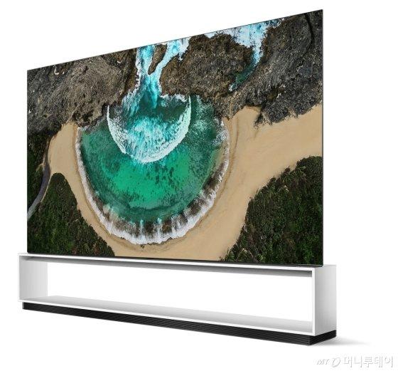 LG 시그니처 올레드 8K TV /사진제공=LG전자