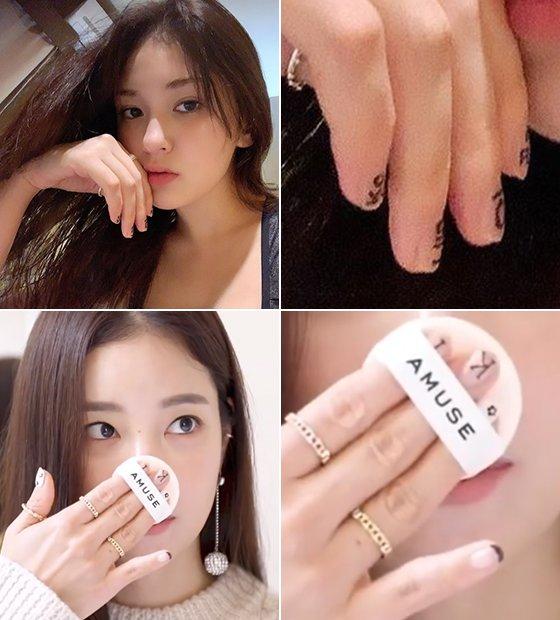 가수 전소미, 배우 기은세/사진=각 스타 인스타그램