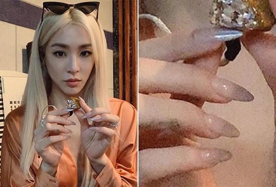 가수 티파니 영/사진=티파니영 인스타그램