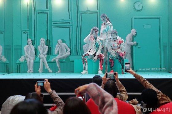 [사진]한국화이자업존 '신경병증성 통증 인식 개선을 위해'