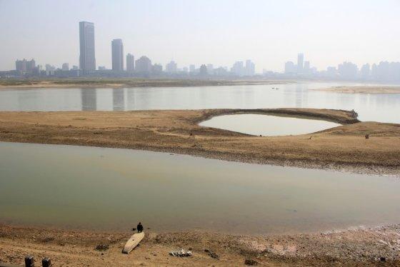 중국 장시성 성도 난창시. /사진=로이터.