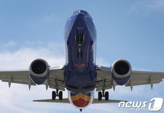 보잉의 '737 맥스 8' 여객기/ 사진=뉴스1