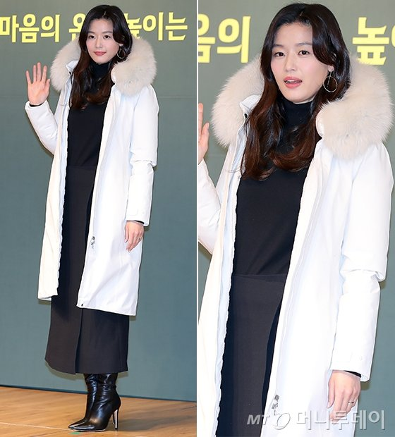 배우 전지현/사진=이기범 기자