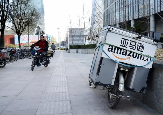 아마존에서 중국산 '짝퉁'이 팔린다