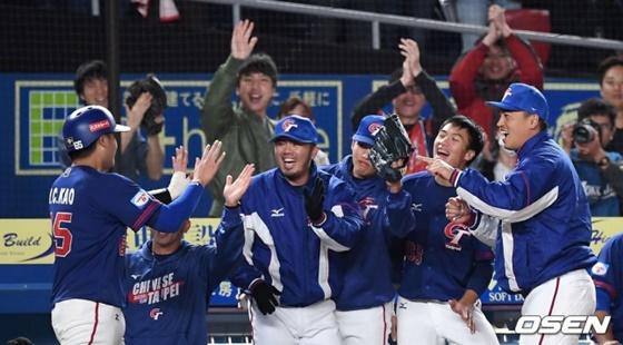 [★현장리뷰] '지바 참사' 한국, 대만에 충격의 영봉패... 올림픽 안갯속