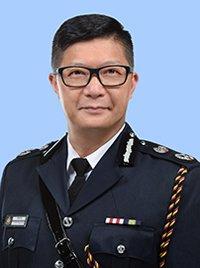 크리스 탕 홍콩 경무처장 내정자. /사진=홍콩경찰