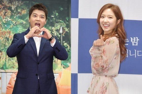 전현무(왼쪽), 이혜성(사진=뉴시스DB, KBS 제공) 2019.11.12