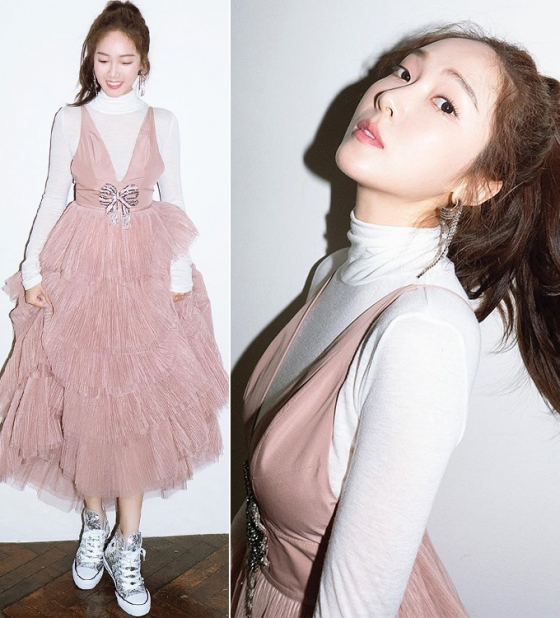 가수 제시카/사진=제시카 인스타그램