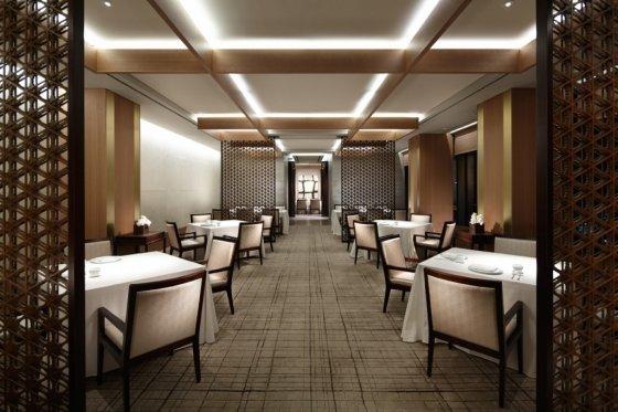 서울신라호텔의 한식 레스토랑 '라연'. 지난 14일 '미쉐린 가이드 서울 2020'에서 3스타를 획득했다. /사진=호텔신라