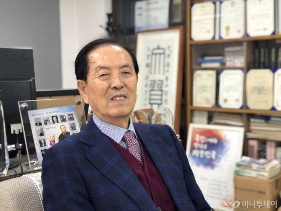 이선재 서울 일성여중고 교장/사진=조해람 기자