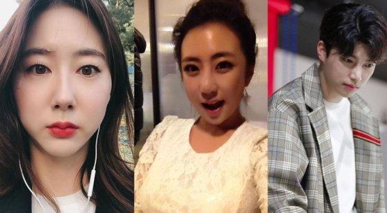 좌측부터 '컴미'전성초, '미달이'김성은, '마수리'오승윤. / 사진 = 인스타그램