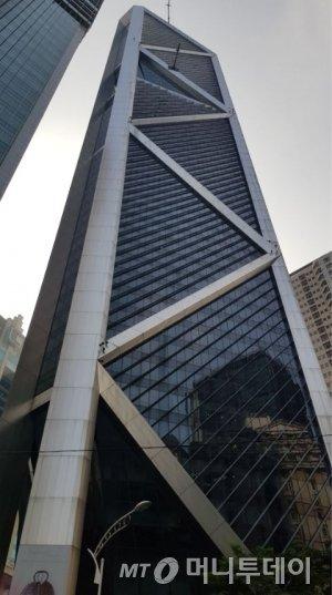 말레이시아 쿠알라룸푸르에 있는 IB타워 모습/사진= 박미주 기자
