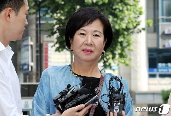 손혜원 무소속 의원. /뉴스1 DB © News1 이광호 기자