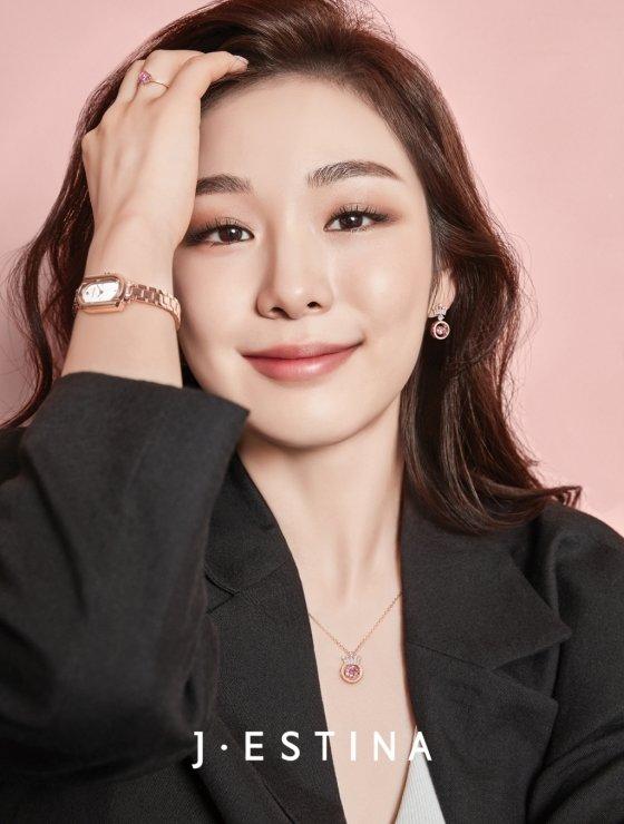 전 피겨스케이팅선수 김연아 /사진제공=제이에스티나