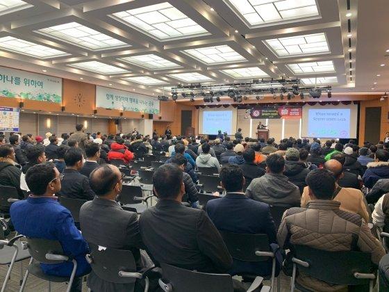 김은주 EMC글로벌 대표, 한국-방글라데시 무역 활성화 특강