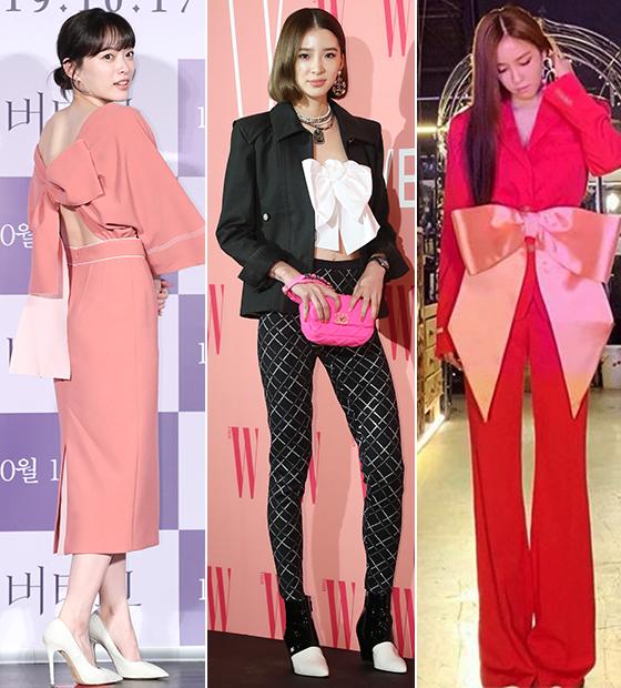 배우 천우희, 모델 아이린, 가수 효민/사진=뉴스1, 효민 인스타그램