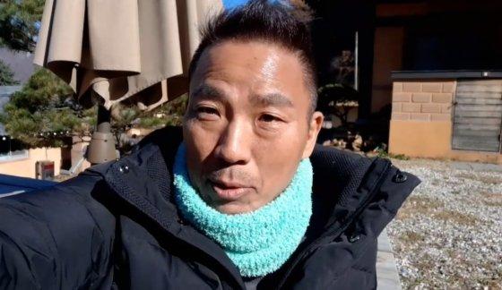 김철민이 20일 자신의 페이스북에 영상을 통한 근황을 전했다./사진=김철민 페이스북 캡처