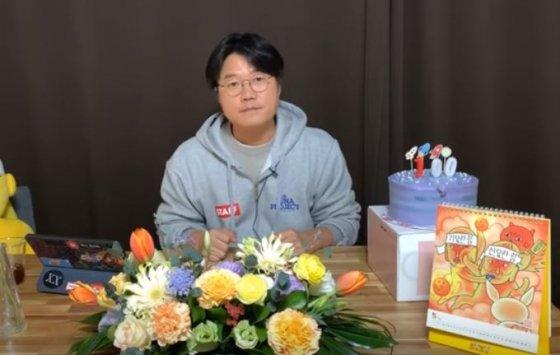 나영석 PD./사진=유튜브 '채널 십오야'