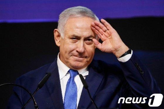 베냐민 네타냐후 이스라엘 총리. © AFP=뉴스1