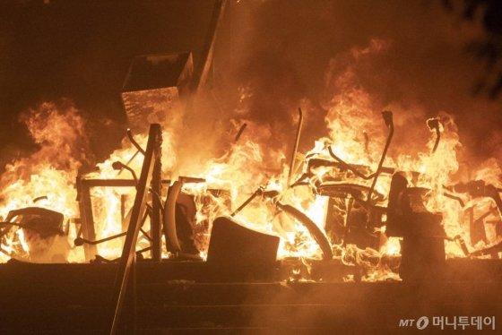 미중 무역합의, 홍콩에 발목 잡히나 - 머니투데이 뉴스