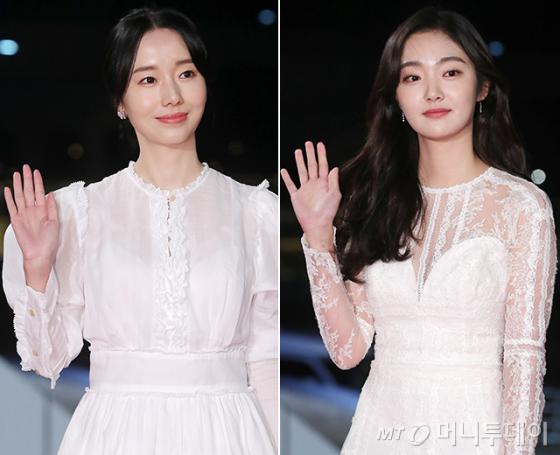 배우 이정현, 김혜준 /사진=김창현 기자