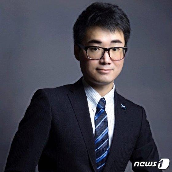 홍콩 주재 영국 영사관 전 직원 사이먼 청 © 로이터=뉴스1 © News1 박형기 기자