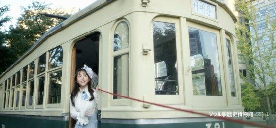 한국관광공사가 일본시장 공략을 위해 제작한 '뉴트로 코리아' 광고영상. /사진=한국관광공사