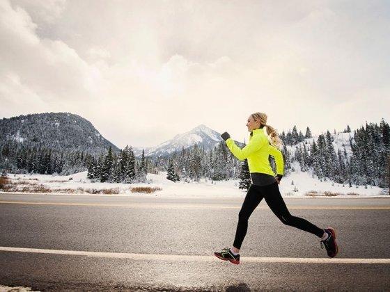 다이어트 즉효약, '겨울 달리기' 하세요