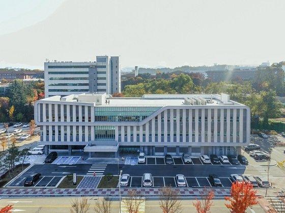 국가생명연구자원정보센터 전경/사진=생명 硏