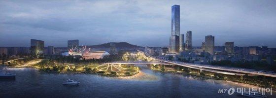 코엑스·GBC·잠실 아우르는 'SID' 미래 도시 서울 이끈다