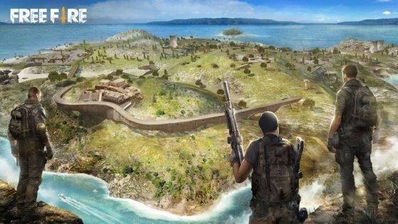 싱가포르 IT기업 씨(Sea Ltd)가 개발한 게임 '프리 파이어(Free Fire)'. 한국 게임 '배틀그라운드'를 표절했다는 논란이 일었다. /사진=프리 파이어 홈페이지