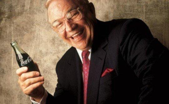돈 키오 전 코카콜라 CEO(1926~2015) /사진=코카콜라