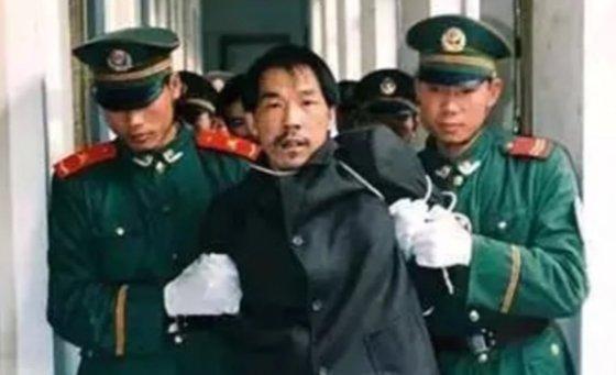 7명을 끔찍하게 살해한 혐의로 사형집행된 파즈잉(Fa Ziying). / 사진 = 웨이보