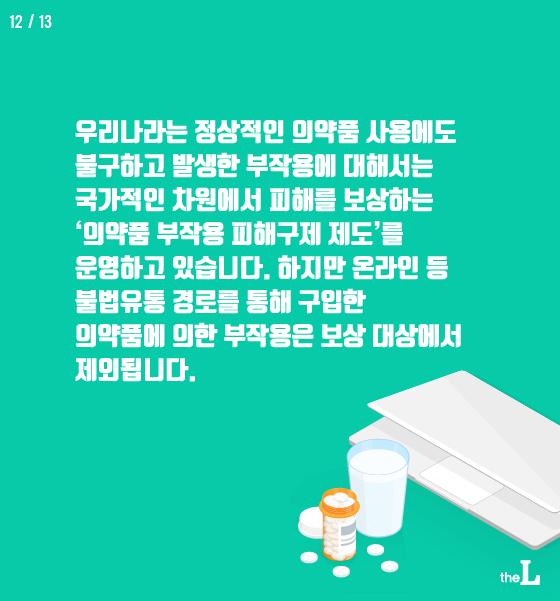 [카드뉴스] 의약품 해외직구 불법입니다