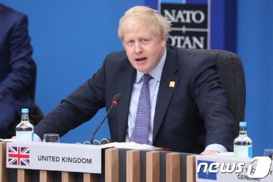 보리스 존슨 영국 총리 © AFP=뉴스1