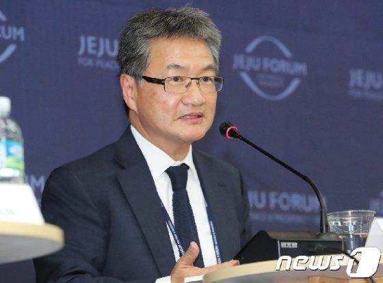 조셉 윤 전 미국 국무부 대북정책 특별대표 © News1 이석형 기자
