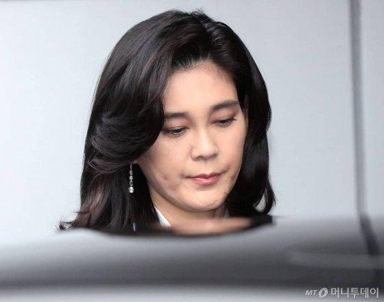 /사진=이부진 신라호텔 사장, 홍봉진 기자