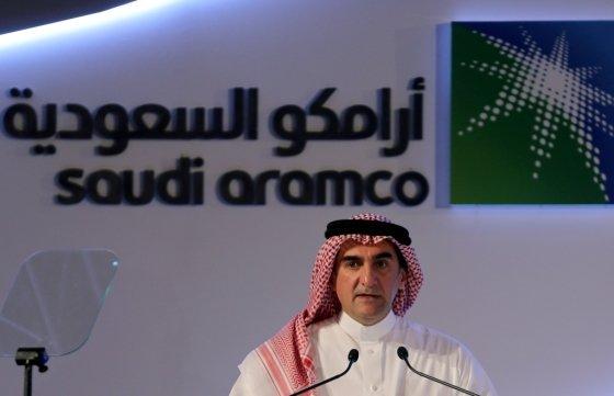 사우디아라비아 국영 석유기업 아람코의 야시르 알 루마이얀 아람코 회장. /사진=로이터