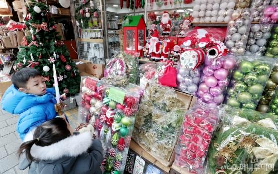 [사진]'크리스마스 준비해요'